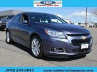 Sturdy and dependable, this pre-owned 2015 Chevrolet