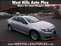 MALIBU LS 4D SEDAN  Options:  Abs Brakes (4-Wheel)|Air