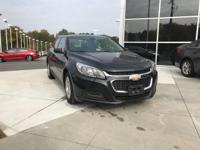 2015 Chevrolet Malibu LS 1LS FWD 6-Speed Automatic