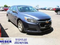 Recent Arrival! Blue Chevrolet Malibu **ANOTHER WEBER