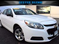 This 2015 Chevrolet Malibu LS is proudly offered by