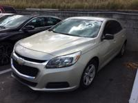 Certified and very low miles|This 2015 Chevrolet Malibu