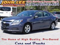 ONLY 41,645 MILES..! This 2015 Chevrolet Malibu LS 1LS