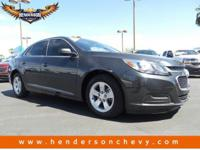Check out this 2015 Chevrolet Malibu LS. Its Automatic