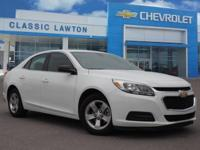 Gasoline! At Classic Lawton Chevrolet, YOU'RE #1! This