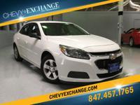 Options:  2015 Chevrolet Malibu Ls W/1Ls|2.5L 4
