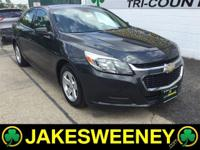 Meet our GM Certified 2015 Chevrolet Malibu. This