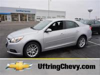 Body Style: Sedan Engine: I4 Exterior Color: Silver