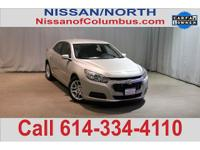 New Price! This 2015 Chevrolet Malibu LT in Champagne