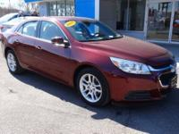 2015 Chevrolet Malibu LT **LT Option Pkg**, **GM Info