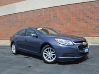 New Price! Chevrolet Malibu LT Atlantis Blue Metallic