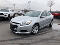 2015 Chevrolet Malibu LT 1LT Clean CARFAX.Odometer is