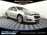 2015 Chevrolet Malibu* MSRP was $28,945* FREE GM