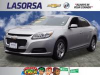 Priced below Market! This Chevrolet Malibu is