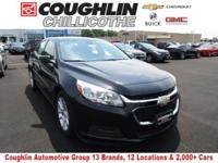 ONE OWNER, CLEAN CARFAX. New Price! This 2015 Chevrolet