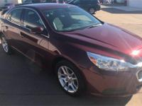 Butte Red Metallic2015 Chevrolet Malibu LT 1LT FWD