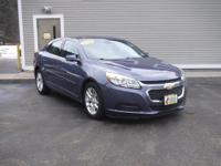 Get the BIG DEAL on this amazing 2015 Chevrolet Malibu