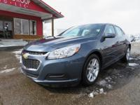 Options:  2015 Chevrolet Malibu Experience Smart