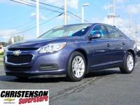 CARFAX One-Owner. Clean CARFAX. Blue Metallic 2015