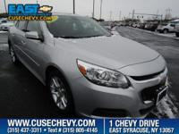 Come see this 2015 Chevrolet Malibu LT. Its Automatic