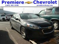 Options:  2015 Chevrolet Malibu Lt|Black/|V4 2.5L