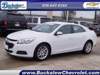 Options:  2015 Chevrolet Malibu Lt|Lt|Lt 4Dr Sedan