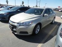 Trustworthy and worry-free, this Used 2015 Chevrolet