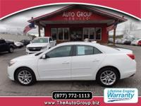 Options:  2015 Chevrolet Malibu Visit Auto Group