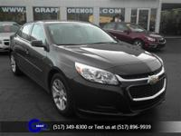Options:  2015 Chevrolet Malibu Lt W/1Lt|Autumn Bronze