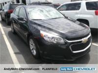 Chevrolet Malibu  Clean CARFAX. CARFAX One-Owner.