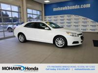 Recent Arrival! This 2015 Chevrolet Malibu LT in Summit