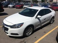Low Mileage Chevrolet Malibu with  a Clean Carfax/NO