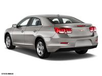 Options:  2015 Chevrolet Malibu Lt|Lt 4Dr Sedan