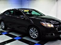 2015 Chevrolet Malibu LT Black Granite Metallic ECOTEC