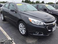 Recent Arrival! 2015 Chevrolet Malibu in Ashen Gray
