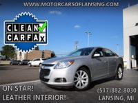 Options:  2015 Chevrolet Malibu Lt W/2Lt|Leather