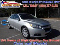 Only 34,025 Original Miles!! This 2015 Chevrolet Malibu