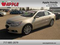 Recent Arrival! Clean CARFAX. Clean History Report.2015