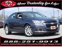 Options:  2015 Chevrolet Malibu Lt|Balance Of