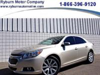 *Don't let this 2015 Chevy Malibu get away from