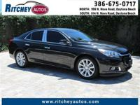 CERTIFIED PRE-OWNED 2015 CHEVY MALIBU LT**CLEAN CAR