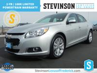 Very Nice Car!!! LEATHER, LOCAL TRADE, LOW MILES, and
