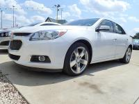 Options:  2015 Chevrolet Malibu Ltz 4Dr Sedan