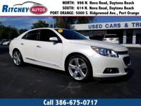 LOW MILEAGE 2015 CHEVY MALIBU LTZ**CLEAN CAR FAX**ONE