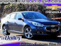 Options:  2015 Chevrolet Malibu Ltz Blue Qualifies For