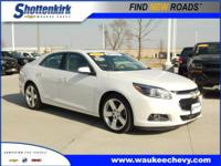Options:  2015 Chevrolet Malibu Ltz|Ltz 4Dr Sedan