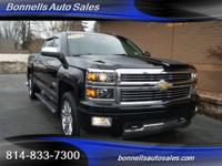 ONLY 28,435 miles on a 2015 Chevrolet High Country Crew