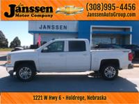 Drive home today in this 2015 Chevy 1500 Pickup. There