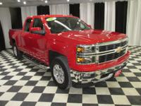 OVERVIEW This 2015 Chevrolet Silverado 1500 4dr 4WD