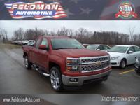 This 2015 Chevrolet Silverado 1500 LT... Features